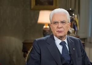 Il Presidente della Repubblica Italiana Sergio Mattarella www.quirinale.it