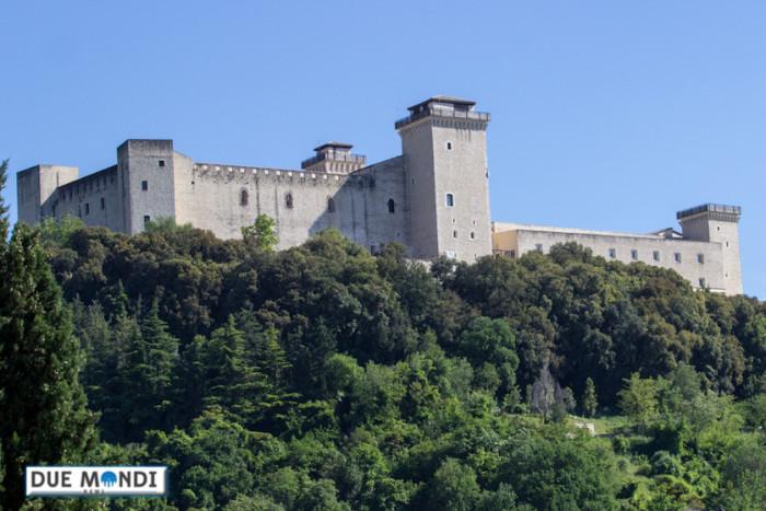 Rocca_Albornoziana_Spoleto-1