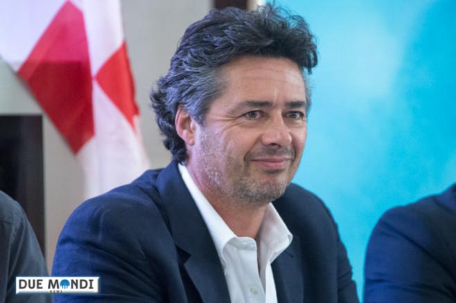 il direttore generale Vittorio Montesi