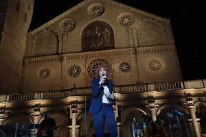 60 Festival di Spoleto, concerto di Fiorella Mannoia