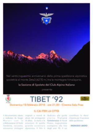 Locandina_Tibet92