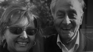 Susanna Belli con il padre Carlo