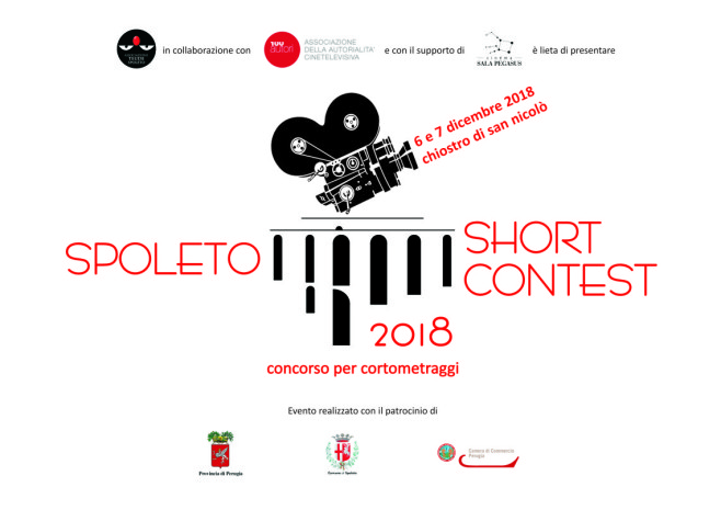 Spoleto short contest 2018