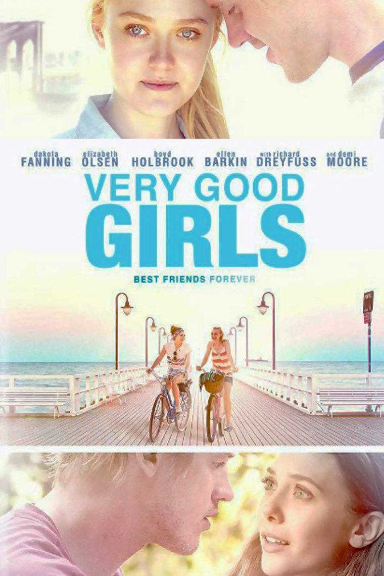 Very Good Girls locandina inglese 2_6441_L