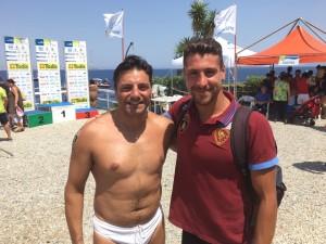 Marco De Angelis e Mario Sanzullo