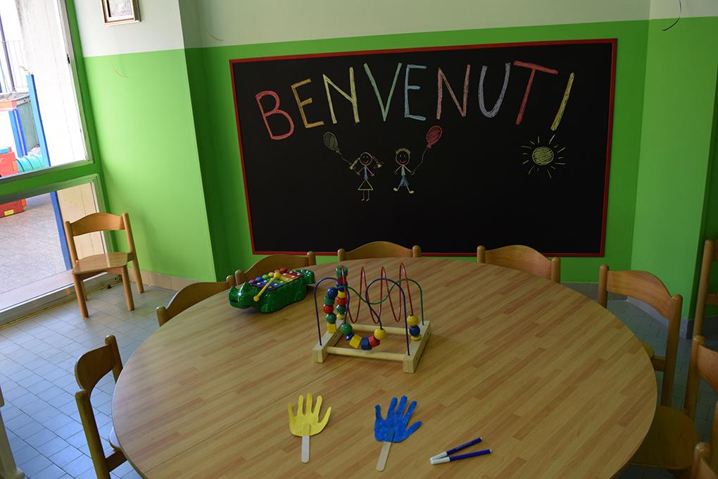 Spoleto, terminati i lavori alla scuola materna di via Visso - Due Mondi News