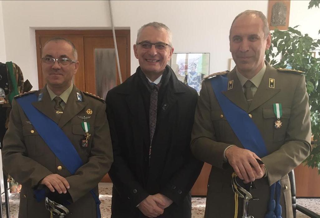 Spoleto, nuovo Direttore per lo Stabilimento Militare di Baiano - Due Mondi News